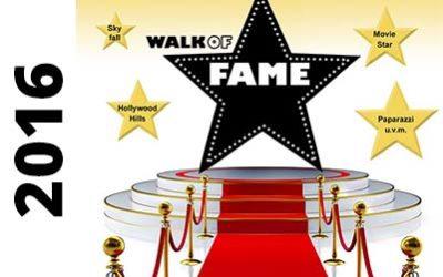 2016 Walk of Fame